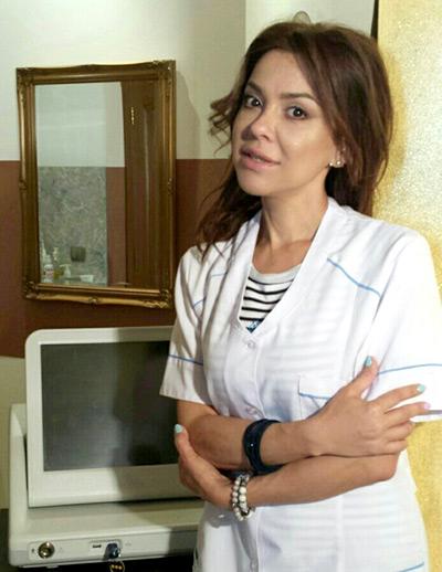 Д-р Албена Чолакова